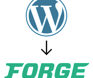 Migrate your WordPress blog to Laravel Forge with zero downtime